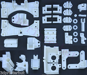 Reprap Wilson Ts 3d Printer Updated Printed Parts Abs Updates Use V6 Hot End