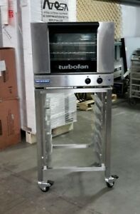 Moffat E22m3 Electric Convection Oven With Equipment Stand