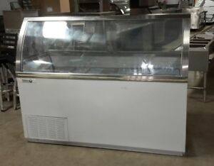 Used 67 Global Ckdc67v Gelato ice Cream Dipping Cabinet