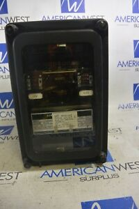 General Electric 12iav53k1a Voltage Relay Used