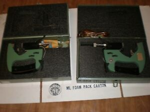 Federal Gage Model A301p 3 And A301p 2 Gages