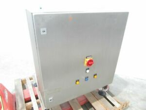Travtec Electrical Cabinet this Electrical Cabinet used Tested