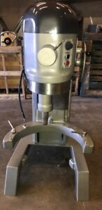 Hobart L800 1 5 Hp 80 Qt Dough Mixer W Bowl Dolly Attachments