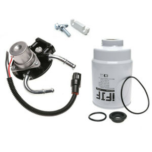 Diesel Tp3018 Filter Housing Complete With Head For 04 13 Chevrolet Gmc Duramax