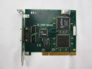 Tams 60488 Hpib Card as Is Untested id4302