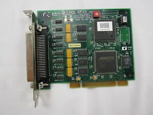 Tams 622 66501 Hpib Card as Is Untested id4304
