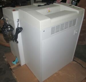 Dahle Model 20834 Industrial High Security Paper Shredder With Oiler