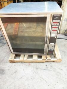 Henny Penny Scr 8 Chicken Rotisserie Oven Electric 208 3ph Commercial Restaurant