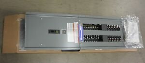 Square D Nq 200 Amp Main Breaker Panel 42 Circuit Qob Qdl22200 1 Phase 120 240v