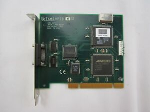 Tams 60488 Hpib Card as Is Untested id4318