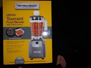 Hamilton Beach Tournant Food Blender Commercial 64oz