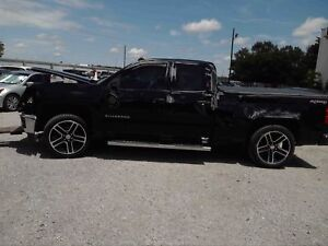 Engine Assembly Chevy Silverado Truck Motor 1500 14 17 Only 36 283 Low Miles