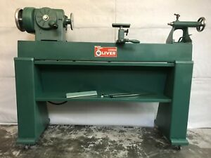 Oliver 2159 Wood Lathe Made Usa Refurbished Excellent Condition