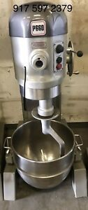 Hobart P660 2 5 Hp Commercial 60 Qt Pizza Dough Mixer