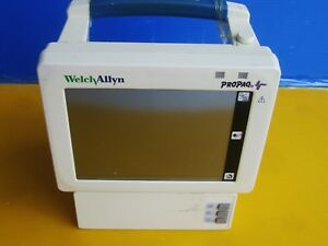 Welch Allyn Propaq Cs 242 Multi parameter Vital Signs Patient Monitor