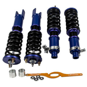 Complete Coilover Kits For Honda Civic 1988 2000 Adjustable Height Shocks Struts