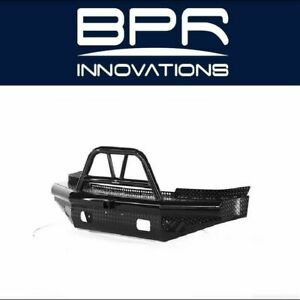 Ranch Hand For 03 07 Silverado 2500 Legend Bullnose Width Black Front Hd Bumper