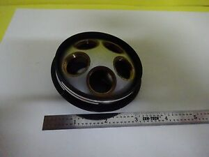 Leitz Germany Nosepiece Microscope Part As Is Bin w4 24