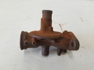 Ford Model T Holley Carburetor Model N h