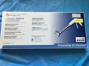 Ethicon Endo surgery Proximate Access 55 Articulating Linear Stapler Date 2019