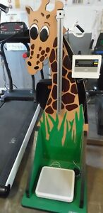 Giraffe Pediatric Scale