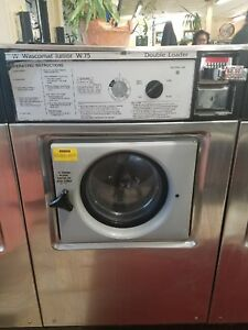 Wascomat W75 Washers Used