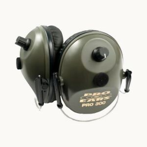 Pro Ears Pro 300 Green P300 green Earmuffs Hearing Protection Shooting Ear Muffs