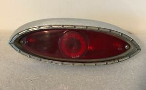 Original 1960 1961 Plymouth Valiant Lh Tail Light Assembly Pn 2093325 Valaa