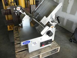 Heavy duty Automatic Slicer Globe 2750 Automatic 2 speed Food Slicer