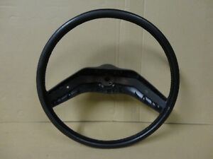 80 86 Ford Pickup Truck Bronco Factory Leather Steering Wheel