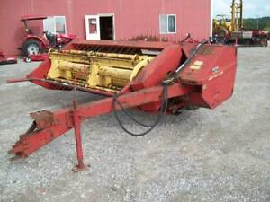 New Holland 474 Haybine 7 ft Cut Hay Mower Conditioner Very Good Condition