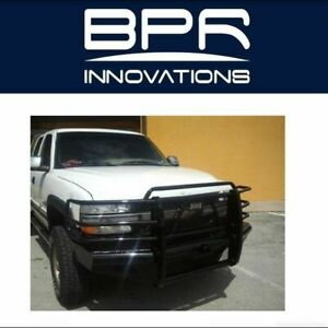 Ranch Hand For 01 02 Silverado 2500 Legend Bullnose Width Black Front Hd Bumper