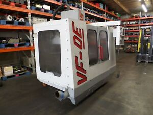 Haas Vf 0e 1995 Vertical Mill Cnc Machine We Will Load It Upon A Truck For Free