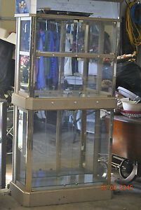 Large Glass Display Case By Enesco Local Pick Up Only
