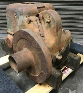Fairbanks Morse Z 1 5 Hp Style D Hit Miss Engine Napa Valley Barn Find Turns