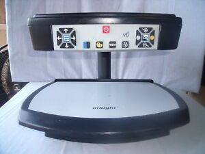 Vti Vision Technology Insight Desktop Video Magnifier O1