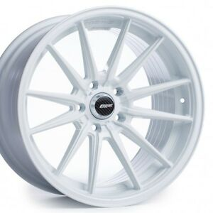 Cosmis Racing R1 18x8 5 35 5x114 3 Full White set Of 4