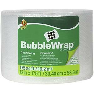 Brand Bubble Wrap Roll 3 16 Original Cushioning 12 X 175 Perforated Every