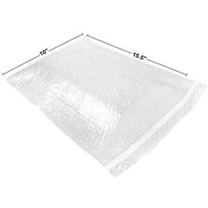 25 Bubble Wrap Out Bags 10 X 15 5 Self sealing Packing Moving Pouches For