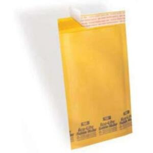 Eco lite 5 Envelope Mailers Elss5 Golden Kraft Self Seal Bubble Mailer 10 1 2