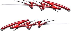Boat Car Truck Trailer Motorcycle Graphics Decal Vinyl Stickers Pinstrip 50 x 8