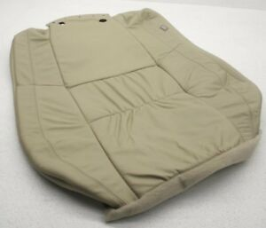 Oem Jeep Grand Cherokee Left Driver Side Front Upper Seat Cover 5pj31hl1aa