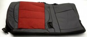 Oem Jeep Grand Cherokee Srt8 Driver Side Rear Seat Cover 5yu01dx9aa