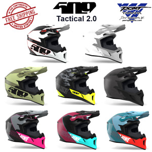 509 Tactical Helmets New 2021 and Non current Closeout Snowmobile Snow Helmets $169.95