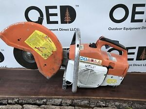 Stihl Ts400 Concrete Cut off Saw Great Running Solid Unit Ships Fast Ts420