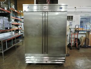 Coldtech Cfd 2r Commercial Two Solid Full Door Refrigerator