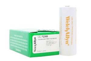 Welch Allyn Original 72300 Nickel cadmium Rechargeable Battery New In Box