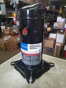 Copeland Zr16k5 pfv 1 5hp 230 1 60 R 22 Scroll A c Compressor