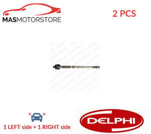 2x Ta2413 Delphi Front Tie Rod Axle Joint Pair G New Oe Replacement