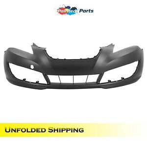 Fits Hyundai Genesis Coupe 2010 2012 New Front Bumper Painted To Match Hy1000180